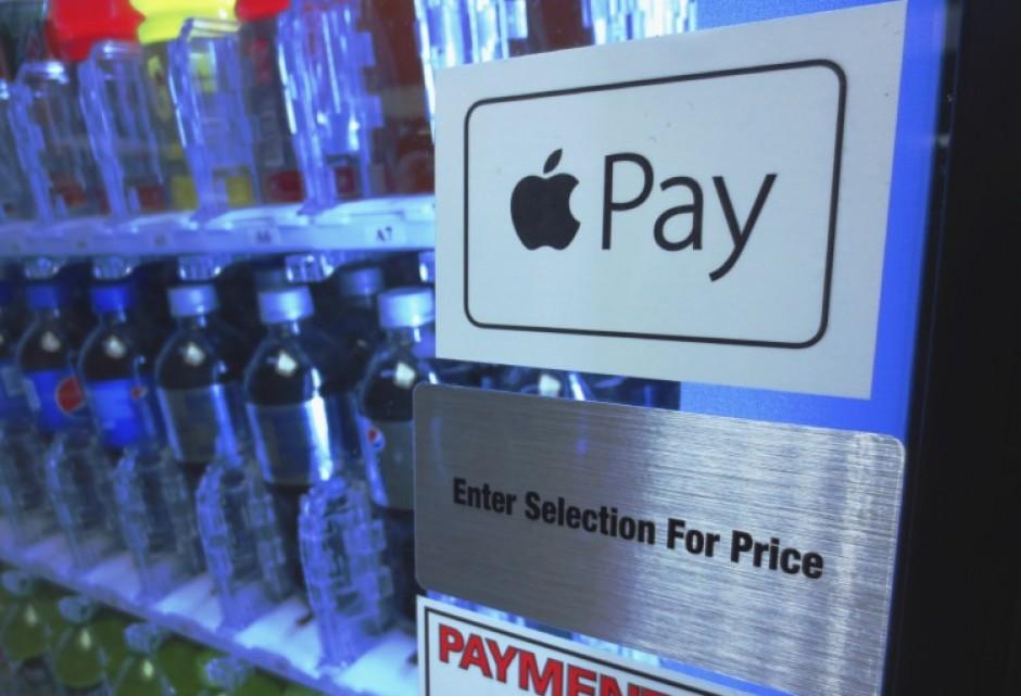 Apple Pay ottiene grandi risultati nel vending made in USA