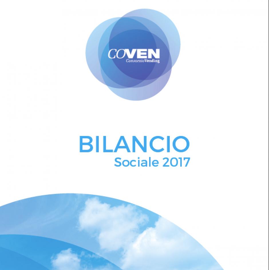 Il consorzio Coven pubblica il Bilancio Sociale 2017