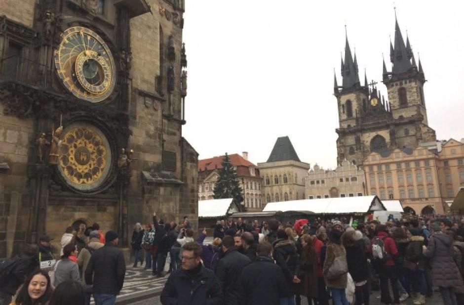 Il Consorzio COVEN festeggia a Praga l´ingresso di tre nuovi soci...
