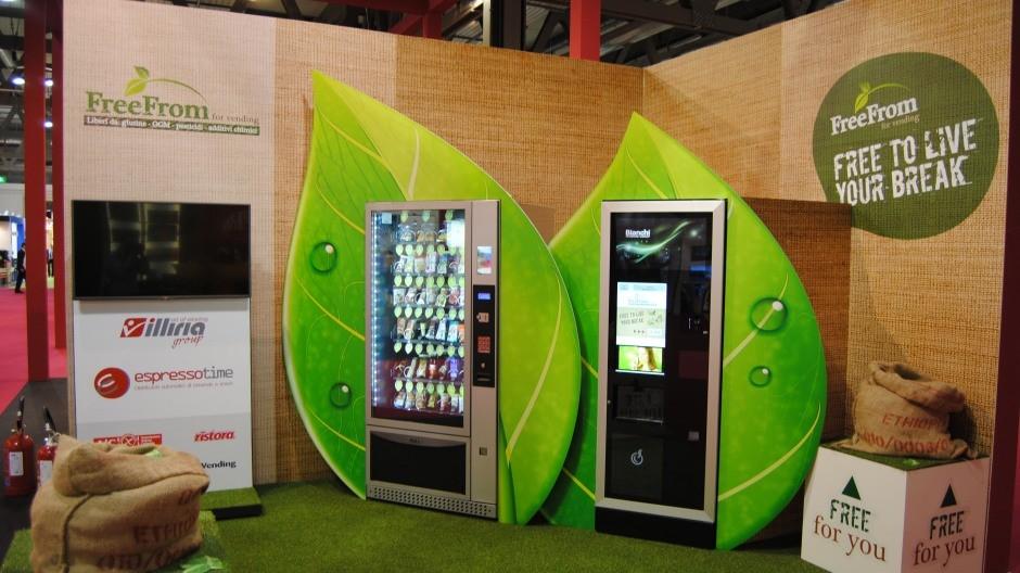 FreeFrom for vending