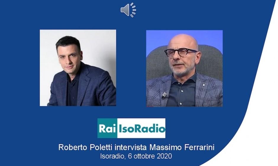 Siriparte! Il vending su ISORADIO. Intervista a Massimo Ferrarini, Presidente COVEN